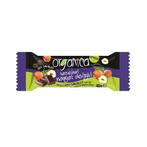 Organica - Hazelnut Nougat Delight 40g