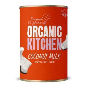 Organic Kitchen Coconut Milk 400g