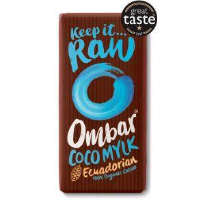 Ombar Organic Chocolate Ecuadorian Coco Mylk 35g