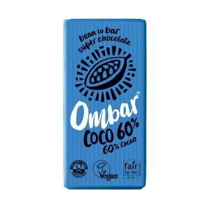 Ombar Organic Chocolate Ecuadorian Coconut 35g
