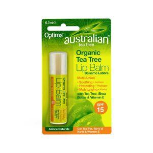 Optima Australian Tea Tree Lip Balm SPF15 5.7ml