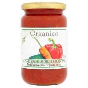 Organico Vegetable Bolognese 360g