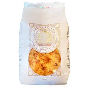 Prima Italia Organic Gluten Free Fusilli Pasta 500g