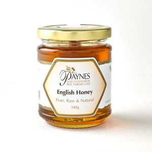 Paul Paynes Pure English Honey  (clear) 340g