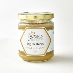 Paul Paynes English Set Honey (medium) 340g