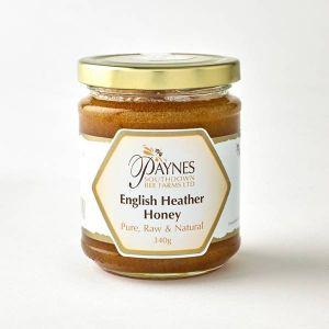 Paul Paynes Pure English Heather Honey 340g