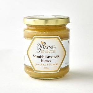 Paul Paynes Spanish Lavender Honey (thick) 340g