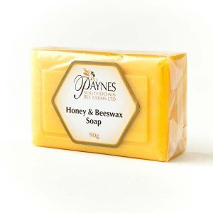 Paul Paynes Honey And Beeswax Soap 90g