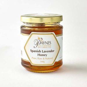 Paul Paynes Spanish Lavender (clear) Honey 340g