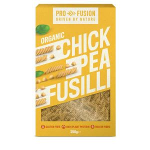 Profusion Organic Gluten-free Chickpea Fusilli 250g