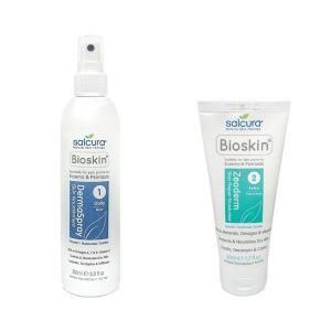 Salcura Bioskin Dry Skin Therapy Pack (100ml Dermaspray with 50ml Zeoderm free)