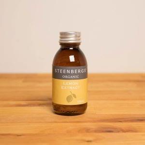 Steenbergs Lemon Extract 100ml