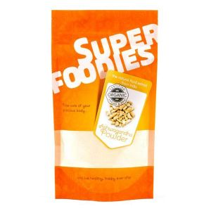 Superfoodies Organic Ashwagandha Powder 100g