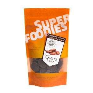 Superfoodies Organic Cacao Liquor 250g