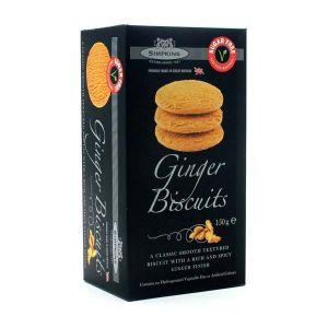 Simpkins Ginger Biscuits 150g