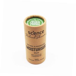 Scence Natural Skincare Cedar Fresh Body Balm 60g