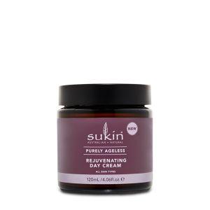 Sukin Natural Skincare Purely Ageless Rejuvenating Day Cream 120ml