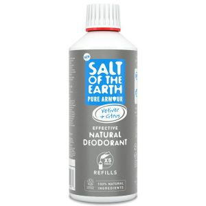 Salt Of The Earth Pure Armour Natural Deodorant Refill 500ml