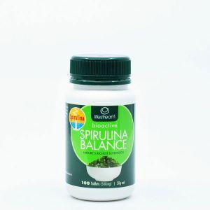 Lifestream Spirulina 500mg 100 Tablets