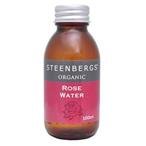 Steenbergs Organic Rosewater 100ml