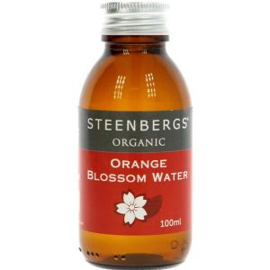 Steenbergs Organic Orange Blossom Water 100ml