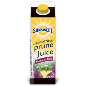 Sunsweet Californian Prune Juice 1litre
