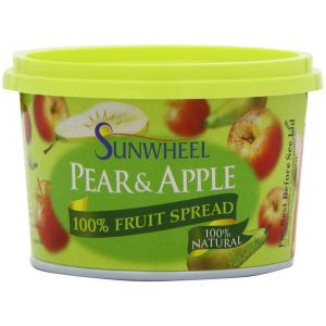 Sunwheel Pear & Apple Spread 300ml