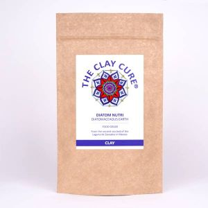 The Clay Cure Food Grade Diatomaceous Earth