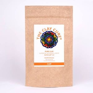 The Clay Cure Superfine Nutri Clay Powder 250g