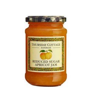 Thursday Cottage Reduced Sugar Apricot Jam 315g