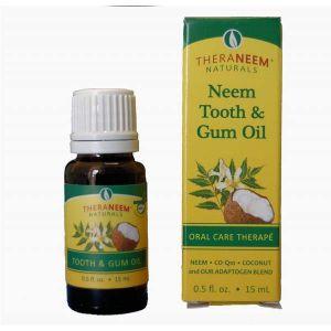 Theraneem Tooth & Gum Oil 15ml