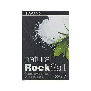 Tidman's Rock Salt 500g