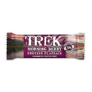 Trek - Protein Flapjack Morning Berry 50g