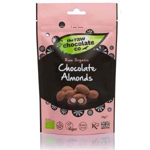 The Raw Chocolate Co Raw Chocolate Almonds 110g