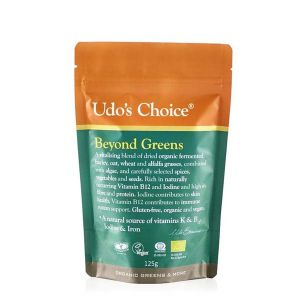 Udo's Choice Beyond Greens 125g