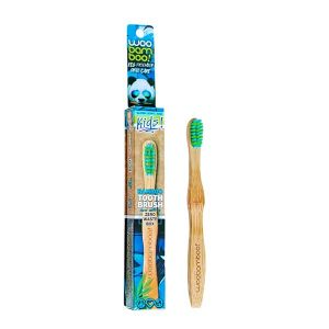 WooBamboo Kids Toothbrush