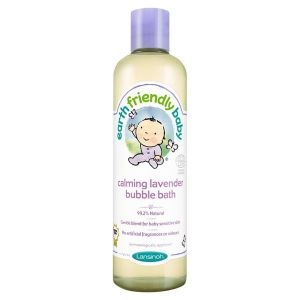 Lansinoh - Earth Friendly Baby Calming Lavender Bubble Bath 300ml