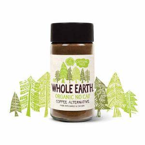 Whole Earth Organic No Caf Coffee Alternative Caffeine Free 100G