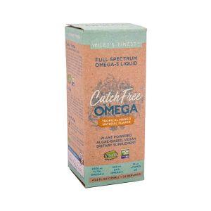 Wiley's Finest Catch Free Full Spectrum Omega 3 Vegan Liquid 125ml
