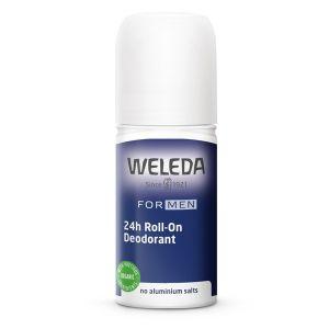 Weleda Men's Roll-On Deodorant 50ml