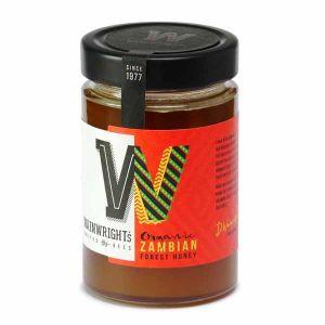 Wainwrights Organic Zambian Forest Honey Set 380g