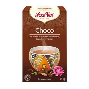 Yogi Tea Organic Choco Aztec Spice 17 Teabags