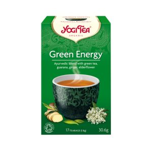 Yogi Tea Organic Green Energy 17 Tea Bags