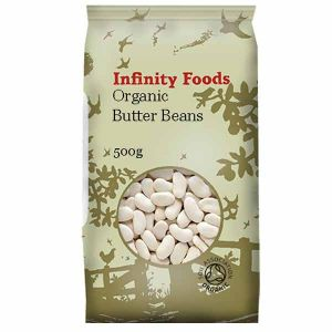 Infinity Foods Organic Butter Beans