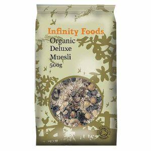 Infinity Foods Organic Deluxe Muesli