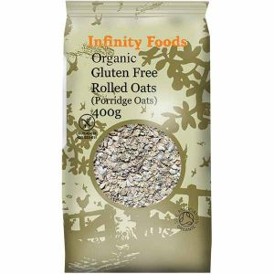 Infinity Foods Organic Gluten Free Porridge Oats