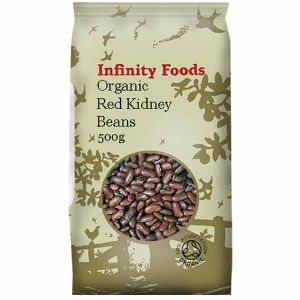 Infinity Foods Organic Red Kidney Beans