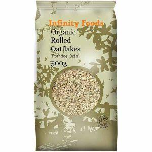 Infinity Foods Organic Porridge Oats