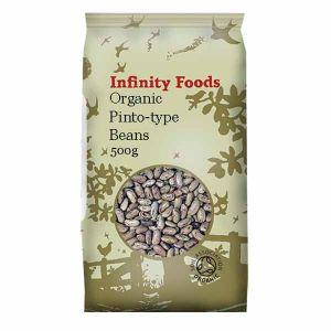 Infinity Foods Organic Pinto Beans