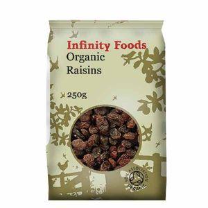 Infinity Foods Organic Raisins